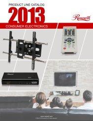 CONSUMER ELECTRONICS - Rosewill.com
