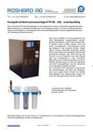 4-4.03 RO Kompakt Osmosen KTP 60_160_320_450 - Roshard AG