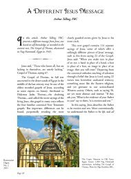 Read article - Rosicrucian Order