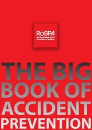 Big Book of Accident Prevention - RoSPA