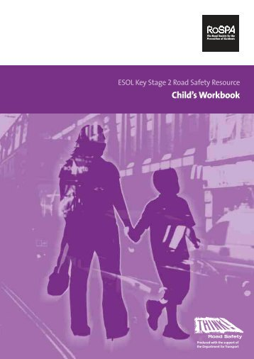 ESOL Key Stage 2 Road Safety Resource - RoSPA
