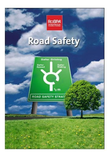 RoSPA Road Safety