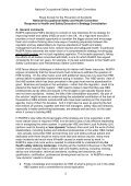 National Occupational Safety and Health Committee ... - RoSPA - Page 3