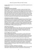 National Occupational Safety and Health Committee ... - RoSPA - Page 5