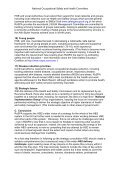 National Occupational Safety and Health Committee ... - RoSPA - Page 7