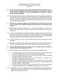 The North Review of Drink and Drug Driving Laws - RoSPA - Page 7