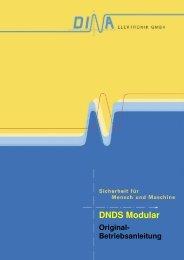 Originalbetriebsanleitung - DINA Elektronik Gmbh