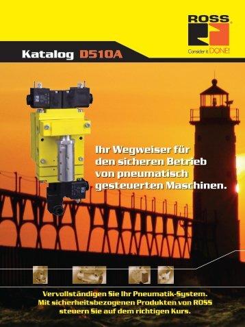 Katalog D510A - ROSS EUROPA GmbH