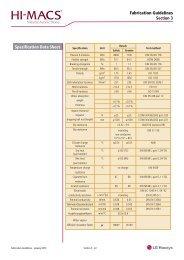 Technical data sheet - Rosskopf & Partner AG
