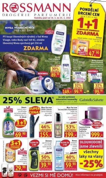 25% SLEVA1) - Rossmann