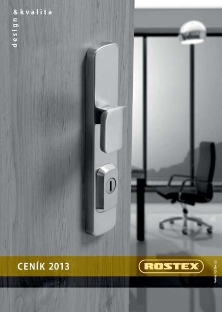 Katalog - ceník 2013 ke stažení ZDE - Rostex