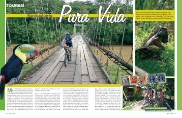 Reisebericht - Bike Adventure Tours