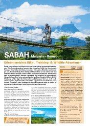 Katalogseite - Bike Adventure Tours