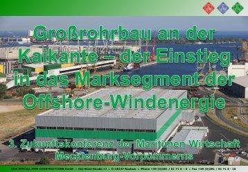EEW Hr.Wunderlich, PDF Dokument (4,7 MB) - Rostock Business
