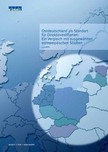 Ostdeutschland als Standort für Direktinvestitionen - Berlin Business ...