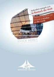 DOCK HERE! - Rostock Business