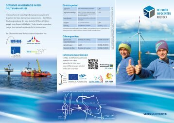 Offshore Infocenter Rostock - Wind Energy Network
