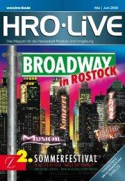Seite 23 - HRO·LIFE - Das Magazin für die Hansestadt Rostock