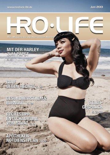 BURNOUT S. 24 - HRO·LIFE - Das Magazin für die Hansestadt ...