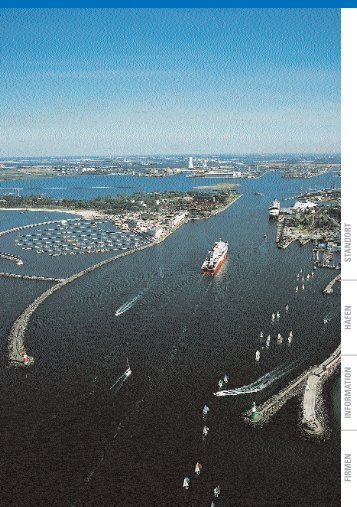 Hafen Rostock - Rostock Port