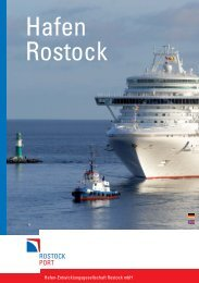 Hafen Titel - Rostock Port