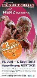 RABATT* - Verkehrsverbund Warnow