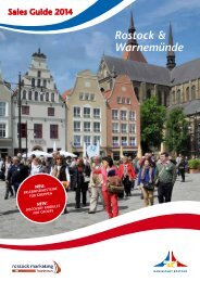 Sales Guide 2014 - Rostock