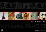 2011 CALENDAR - Rostrevor College