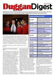 April Duggan Digest2.pdf - Rostrevor College