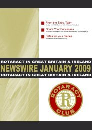 here - Rotaract in Great Britain & Ireland