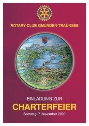 091007 Einladung Charterfeier erweitert - Rotary Österreich