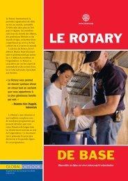 LE ROTARY DE BASE