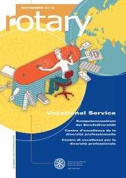 Vocational Service - Rotary Schweiz