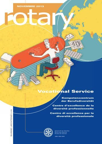 Vocational Service - Rotary Schweiz
