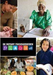 DE ROTARY FOCUSGEBIEDEN - Rotary Nederland