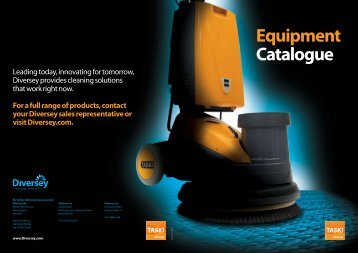 Equipment Catalogue - alba associates