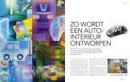 Zo wordt een auto- interieur ontworpen - Milou Ket Styling and Design