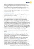 Draaiboek ontvangst Jaarkind - Rotary Nederland - Page 6