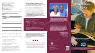 Su legado personal - Rotary International