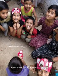 PDF 인쇄 - Rotary International