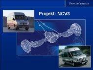 Kunden- und Lieferantentag NCV3 - Hinterachse - Rotary Distrikt 1820