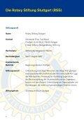 Die Rotary Stiftung Stuttgart - Seite 6
