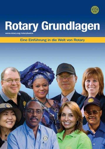 Rotary Grundlagen - Distrikt 1850