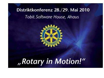 Rotarische Projekte in der Rep. Moldau - 1870