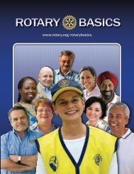 RotARy BASICS - ClubRunner