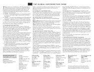 trf global contribution form - CRSAdmin