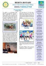 LIVE A BALANCED LIFE (Dr Peggy C. Wong) - Rotary Club of Kuala ...