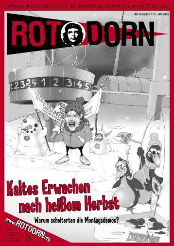 Ausgabe als pdf - Rotdorn Radio