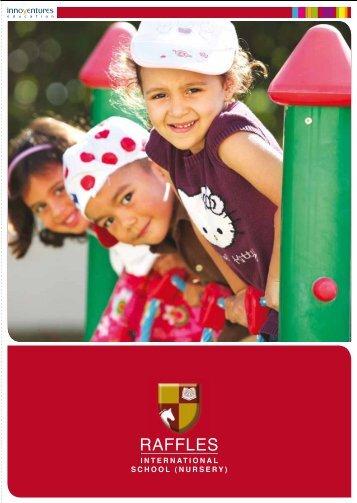 Curriculum Brochure - Raffles International School