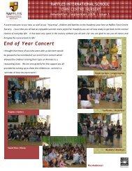 September 2009 - Raffles International School